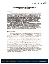 thumbnail of Phthalate Alternatives Comparison in Medium ACN Nitrile