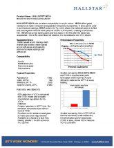 thumbnail of Hallcote® HECA Product Information