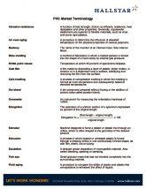 thumbnail of PVC Market Terminology