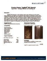 thumbnail of TegMeR® 804 Special Glycol Ester – Coatings Plasticizer and Coalesing Aid